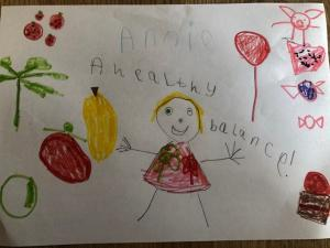 Annie Archer Age5Therfield School
